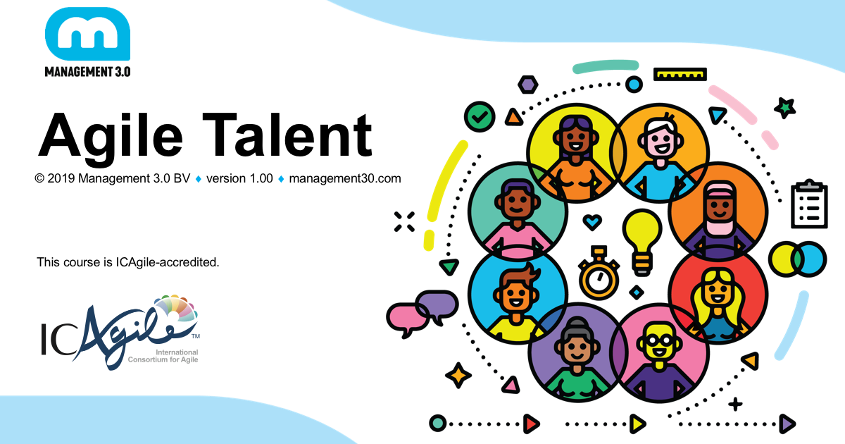 Agile Talent (ICP-TAL) by Management 3.0