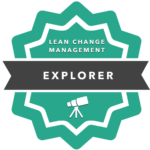 Lean Change Agent Explorer