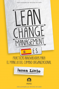 Libro Lean Change Management